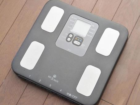 Weight scale 3