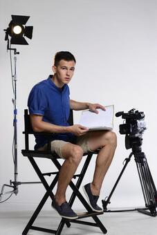 Studio shooting 18
