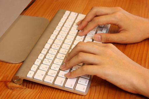 Keyboard operation 1
