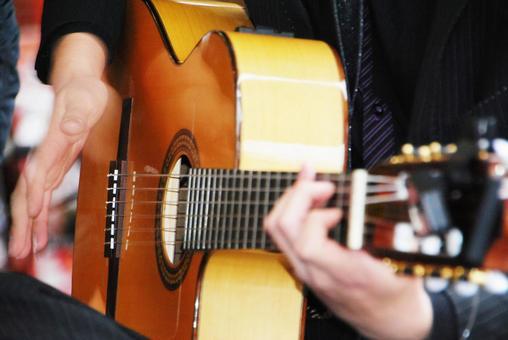 기타 연주