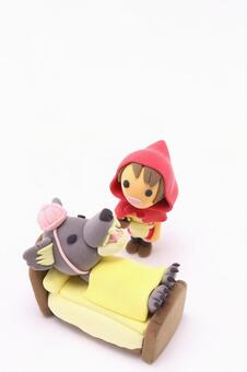 Little Red Riding Hood and the Wolf 3