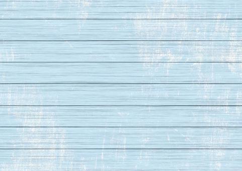Wood grain wallboard Light blue faint