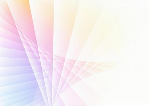 Colorful linear abstract texture background material