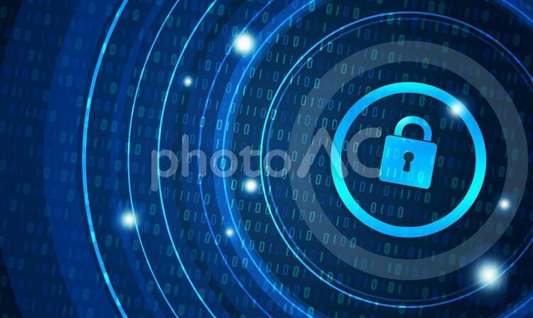 安全 ネットワーク サイバー セキュリティの写真