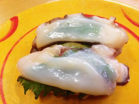 生章魚壽司