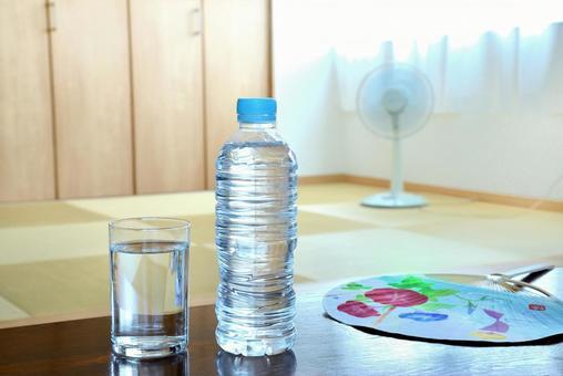 Ryo [風扇和 PET 瓶裝水]