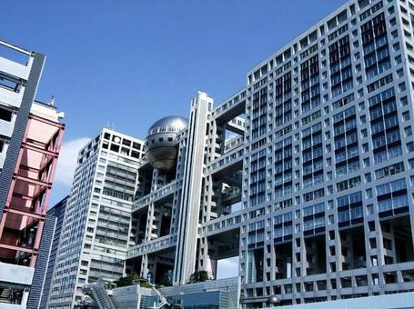 Tokyo Odaiba Fuji TV