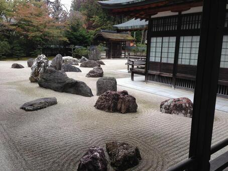 Kimpo-ji Temple蟠龍庭