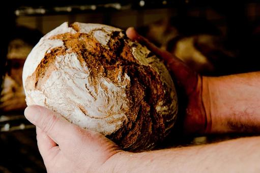 新鮮出爐的麵包7