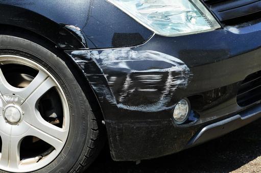 Accident car 2