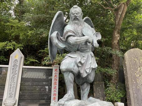 카오산 · 야 쿠오 · 텐구 상
