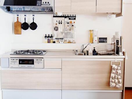 Handsome kitchen 3