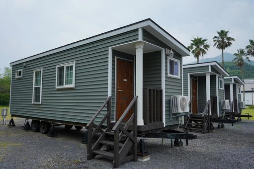 Mobile home accommodation