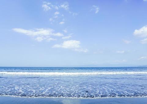 고요한 해변