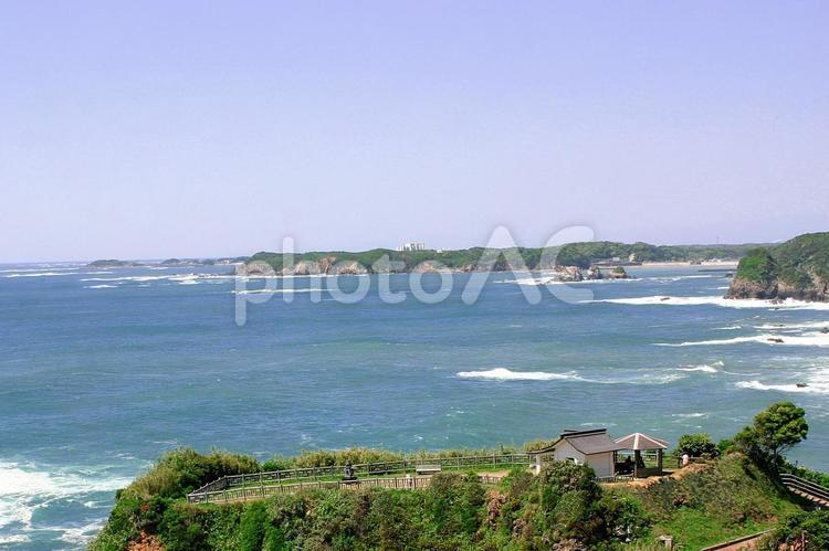 志摩の景色を臨むの写真
