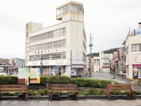 쿠지 역전 백화점