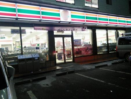 Night convenience store