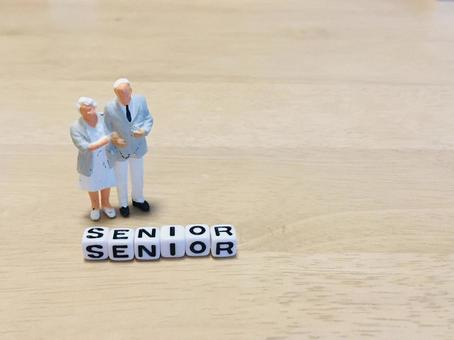 Image of Respect for the Aged Day / Senior Couple