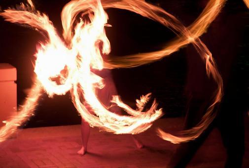 Fire dance 47