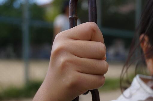 아이의 손 18