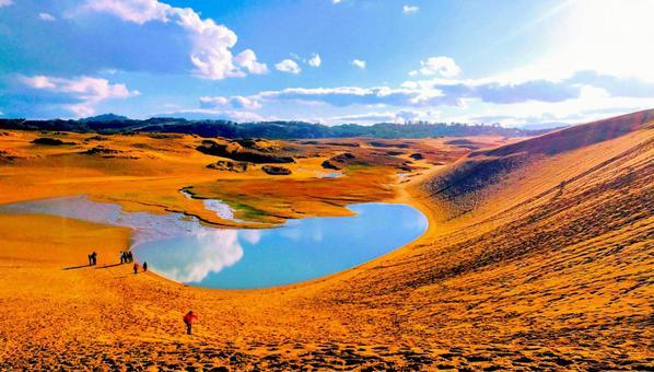 Tottori Sand Dunes 2