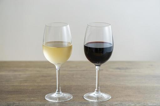 Wine wine glass