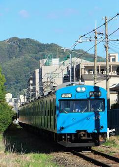 Running train 2