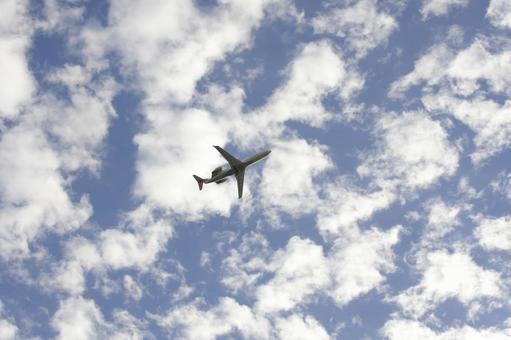 飞机和天空7