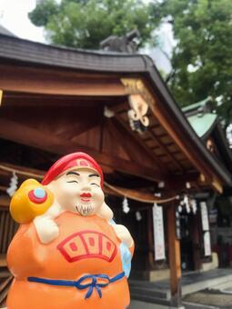 Daikoko and Shrine