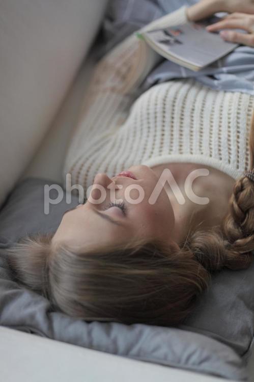 若い女性11の写真