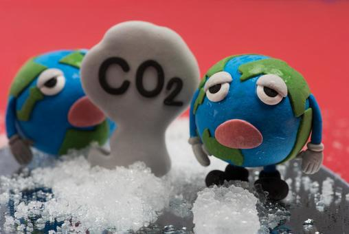 Earth and Carbon Dioxide 9