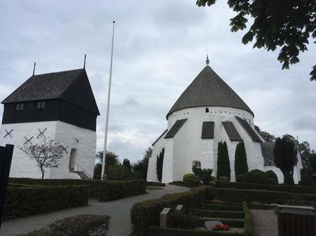 Esther Lars Circular Church