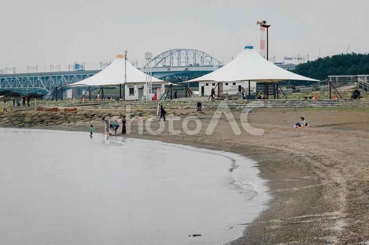葛西臨海公園 なぎさの写真