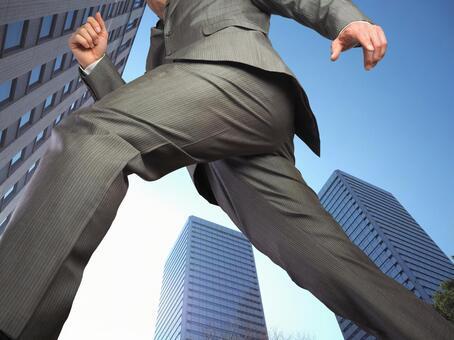 Businessman 【One step ahead 03】