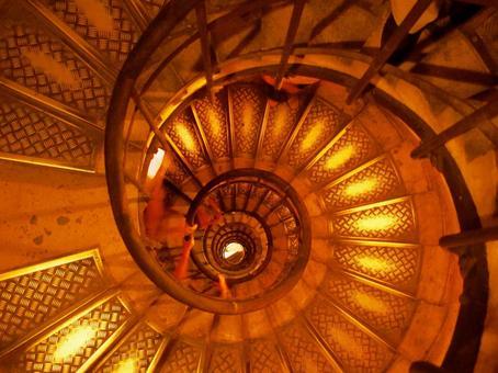 Spiral Staircase Paris