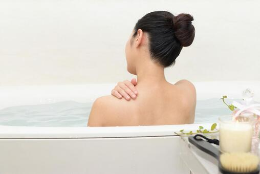 Bath time image