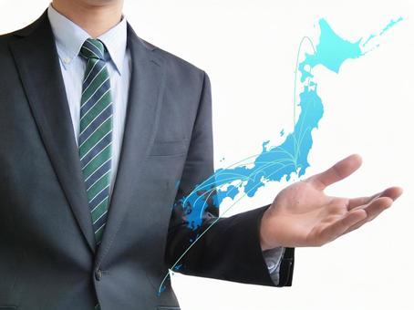 비즈니스 네트워크 일본
