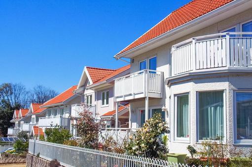 Swedish style house