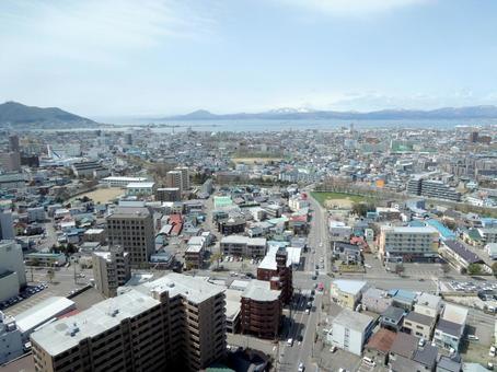 Scenery of Hakodate (4)