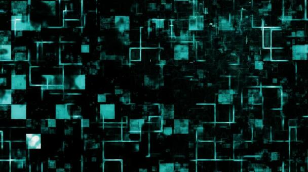 Cool cyberspace background material