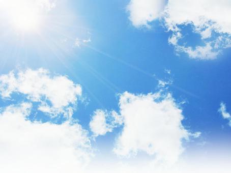 Soft cloud sky 0701