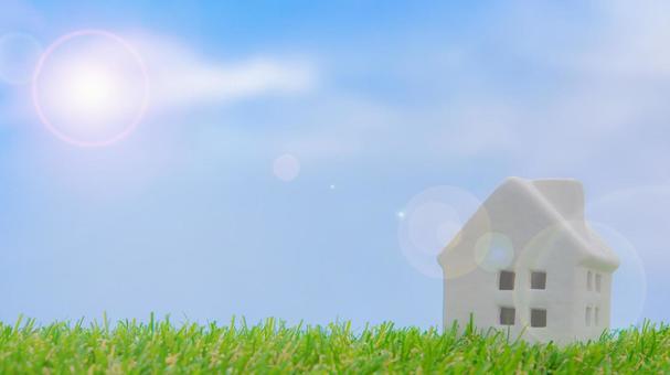 Clean house (sun)