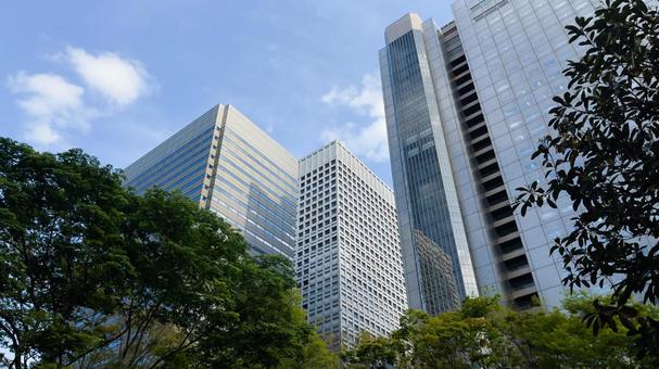 고층 빌딩
