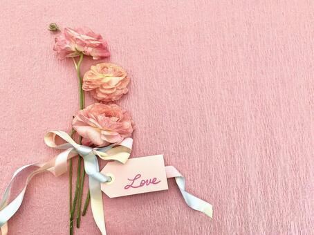 愛的花束消息標籤