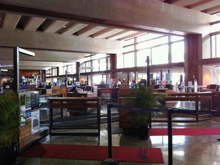 하와이의 호놀룰루 국제 공항