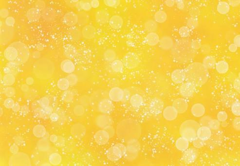 Easy-to-use yellow background material