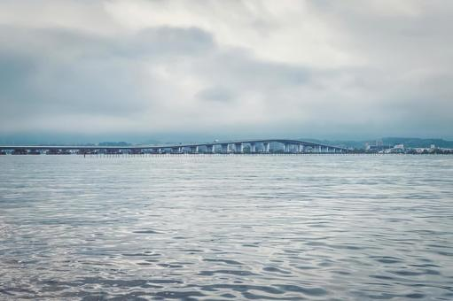 Lake Biwa Bridge (Shiga Prefecture)