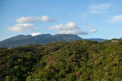 View from Gunkaniwa