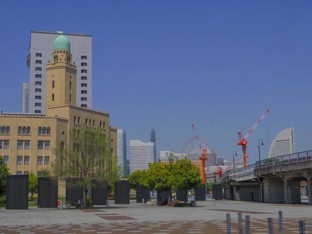 【카나가와 현】 요코하마 세관 (퀸)