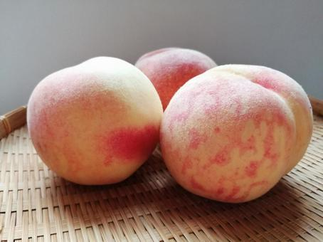 Peach Kanoiwa White Peach 7